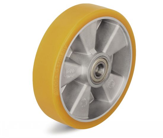 Roues fortes charges