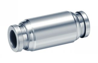 Raccord union double inox